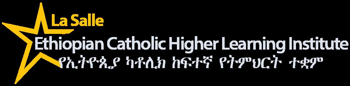Ethiopian Catholic Higher Learning Institute