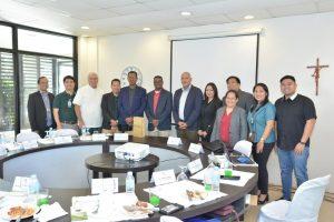 Visit to the De La Salle Institutions in  Philippines