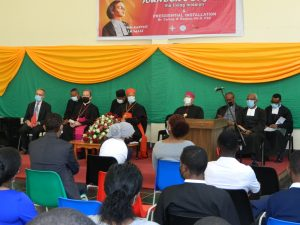 The Feast of John the Baptist De La Salle and Presidential Installation
